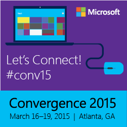 Lets Connect - Convergence 2015
